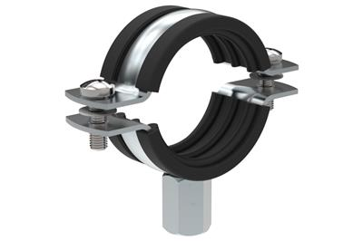 PCL - TUBE Ω G - Colliers isoles en Epdm