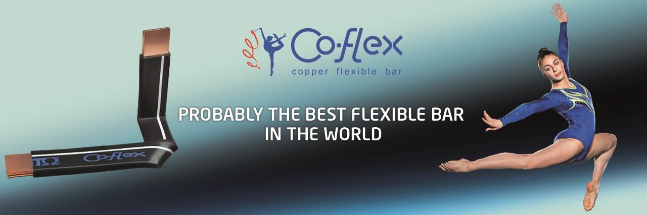 Barres flexibles isolées Co-flex